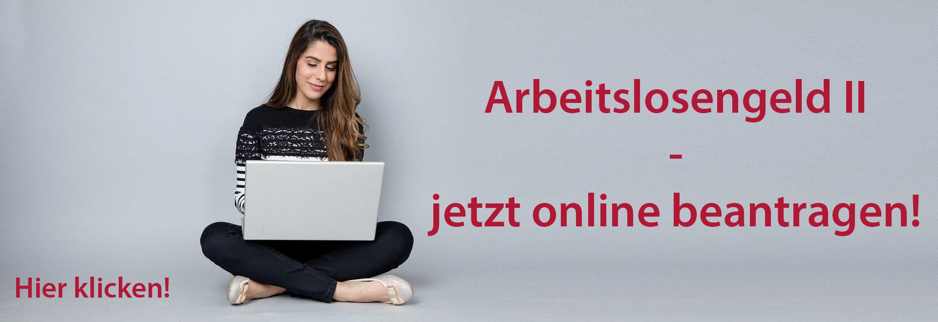 Link zum Online Antrag SGB 2 der KoBa Harz